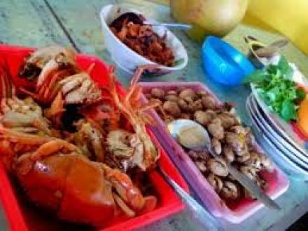 Wisata Kuliner Pantai Depok