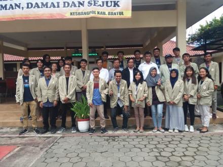 Pelepasan Mahasiswa KKN PPM UGM Periode 4 Tahun 2018