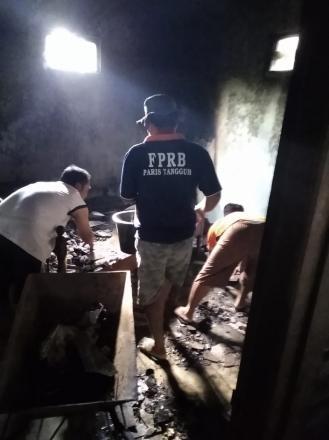 Kesiapsiagaan FPRB Paris Tangguh Desa Parangtritis
