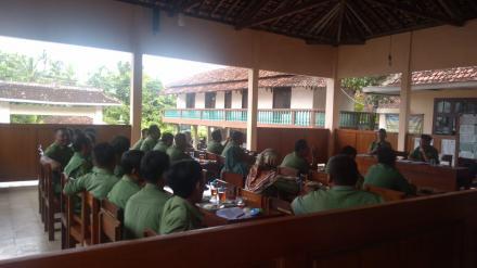Sosialisai Pembentukan KPPS Pemilu 2019