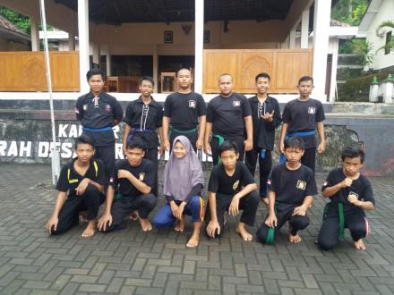 Latihan Bela Diri Wahyu Sejati Indonesia