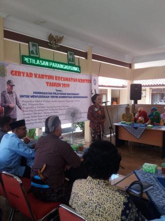 Desa Parangtritis Sabet 3 Piala Sekaligus dalam Ajang Gebyar Kartini Kecamatan Kretek Tahun 2019