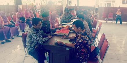 Penilaian Administrasi Lomba Desa se Kabupaten Bantul