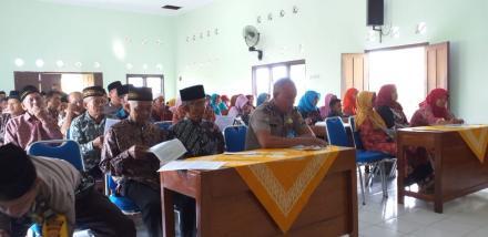 Pengajian Jumat Pagi  se- Kecamatan Kretek