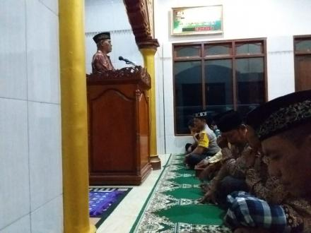 Safari Ramadhan Pemerintah Desa Parangtritis di Masjid Sunan Kalijogo Depok