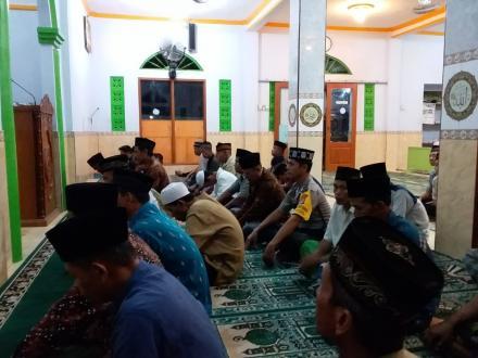 Safari Ramadhan Pemerintah Desa Parangtritis di Masjid Al-A'la Duwuran