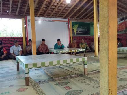 Buka Bersama dan Koordinasi Pemerintah Desa, BPD, LKD, FPRB dan Pendamping Desa Parangtritis
