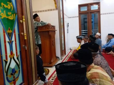 Safari Ramadhan Pemerintah Desa Parangtritis di Masjid Baabul Jannah Grogol X