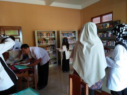 Lomba Perpustakaan Desa Tingkat Kabupaten Bantul Tahun 2019