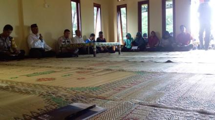 Peningkatan Kapasitas FPRB dan Relawan Desa Parangtritis