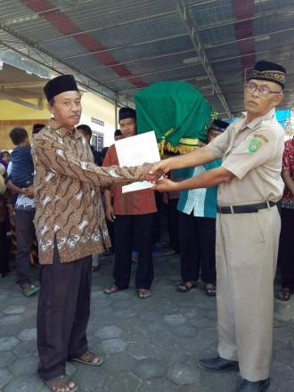Aksi SIMPATI Pemerintah Desa Parangtritis